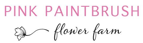 Pink Paintbrush Flower Farm